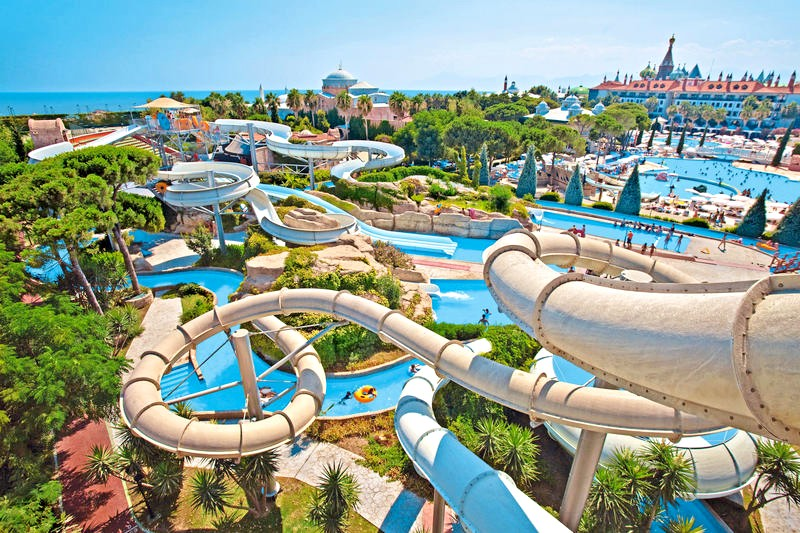 Aquapark Hotels All inclusive